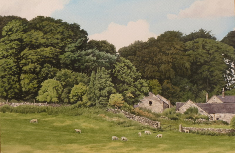 Ballidon Moor Farm