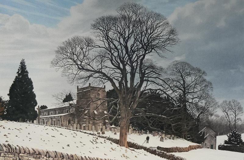 St Mary's Tissington, Derbyshire