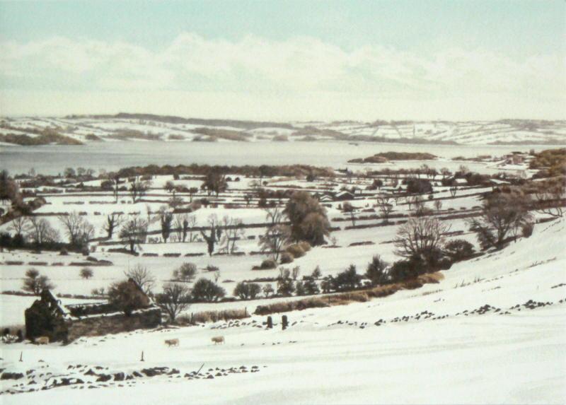 Carsington Water, Derbyshire
